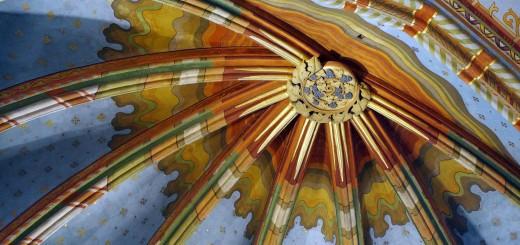 Voute Eglise St Matthieu