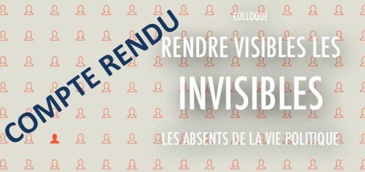160603 Invisibles Compte Rendu